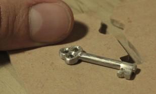 DISAPPEAR key