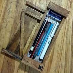 Rewarewa Japanese pencil case