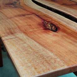 Sheoak and Rimu Coffee Table